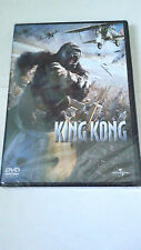 "DVD ""KING KONG"" PRECINTADA PETER JACKSON NAOMI WATTS JAMIE BELL SEALED"