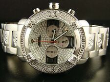 Mens Aqua Master Jojo Joe Rodeo W#96 95-5 Real Diamond Watch 45 MM