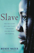 Slave, By Lewis, Damien, Nazer, Mende,in Used but Acceptable condition