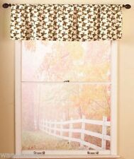 Pinecone Pine Cone Window Valance Woodland Lodge Cabin Northwood Accent Decor