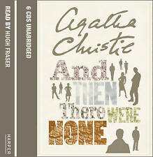 And Then There Were None: Complete & Unabridged, Christie, Agatha, New Book