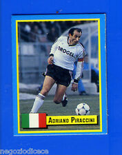 TOP MICRO CARDS - Vallardi 1989 - Figurina-Sticker - PIRACCINI - CESENA