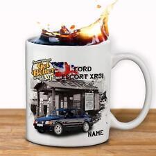 Personalisiert FORD ESCORT XR3i Auto Becher Tasse Dad