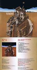 """Karat """"Die sieben Wunder der Welt"""" Werk von 1984! Digital remastered! Neue CD!"""
