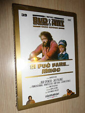 DVD N°39 SI PUO' FARE...AMIGO I MITICI BUD SPENCER E & TERENCE HILL GOLD EDITION