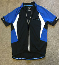 WORN ONCE MUDDY FOX PURE FULL ZIP CYCLING JERSEY SHIRT L LARGE COST £65