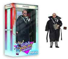 "NECA Bill and Ted's Excellent Adventure - Rufus Clothed 8"" Doll /Figure IN STOCK"