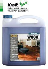 WOCA Meister Bodenöl 1L / Natur - Fussbodenöl für Holzböden Reiniger Parkett