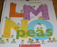 L M N O Peas (Brand New Paperback Version) Keith Baker