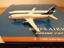 GEMINI JETS 1:400, U.S. AIRWAYS, BOEING 737-300, N166AW