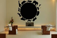 Wall Room Decor Art Vinyl Sticker Mural Decal Silhouette Animal Africa FI746