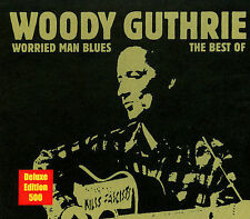 Worried Man Blues: Best of (Deluxe Edition) (Dlx) by Woody Guthrie