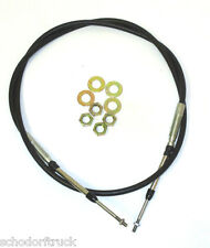 """Buyers Products 5203BBU084 84""""   Universal Control Cable,PTO,Valve Dump Truck"""