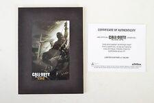 Laser Cell w/ COA ONLY * Call of Duty Black Ops Hardened Edition Xbox