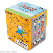 "Kidrobot ADVENTURE TIME 3"" MINI SERIES - one random blindbox"