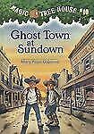 Magic Tree House #10: Ghost Town at Sundown-ExLibrary