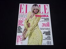 2012 MAY ELLE MAGAZINE - RIHANNA - BEAUTIFUL FASHION ISSUE - D 1650