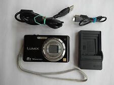 Panasonic Lumix DMC-FS30 /DMC-FH20 14.1MP Digital Camera - Black