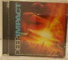Deep Impact by James Horner CD Soundtrack Score 1998