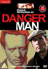 Danger Man Complete series Dvd Box Set New and Sealed