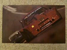 1979 Turbo Monza and Silver Bird Trans-Am Print, Picture -- RARE!! Awesome L@@K
