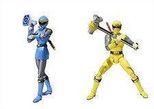 Bandai S.H.Figuarts Ninpuu Sentai Hurricaneger Hurricane Blue & Yellow Set