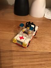 Vintage Lego Ambulance Car Set 6629 From 1981