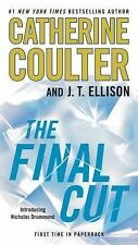 The Final Cut by J. T. Ellison and Catherine Coulter (2014, Paperback)