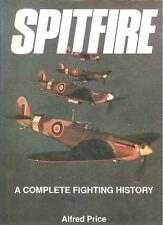 SPITFIRE HBDJ (ALFRED PRICE) WW2 RAF ROYAL NAVY RCAF RUSSIA BURMA SEAC NORTH AFR