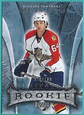 2007-08 Artifacts Rookie card #218 of Stefan Meyer
