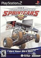 2002 PLAY STATION 2 WORLD OF OUTLAWS SPRINT CARS 2002 VIDEO GAME SEALED