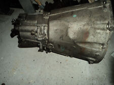 Mercedes W201 W124 6 speed manual gearbox conversion inc flywheel linkage M104
