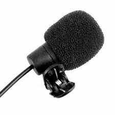 3.5mm Clip on Lapel Microphone for PC Laptop CP