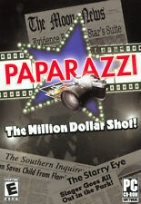Windows XP Home Edition, Pc Paparazzi: The Million Dollar Shot! Video Games