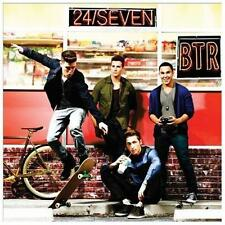 24/Seven [Deluxe Edition] * by Big Time Rush (CD, Jun-2013, Columbia (USA))