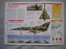 Aircraft of the World - Israel Aircraft Industries KFIR