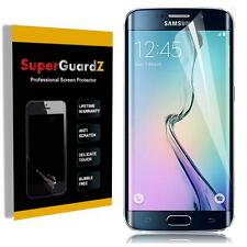 6X SuperGuardZ Clear Screen Protector Film Shield Cover Samsung Galaxy S6 Edge