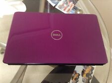 Dell Inspiron 1545 Purple Laptop W7 OS+WebCam+Silver TouchPad