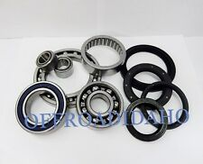 REAR DIFFERENTIAL BEARING & SEAL KIT YAMAHA BIG BEAR 350 4X4 1991 1992 1993 4WD