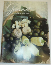 Gourmet Magazine Shopping In Brussels June 1979 102414R