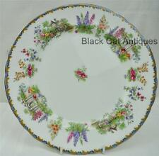 Beautiful Aynsley Bone China WILTON (SCALLOPED) DINNER PLATE 10 1/4""