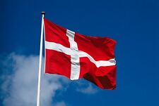 Denmark Flags Polyester national banner Kingdom of Denmark Flag cross Pennants
