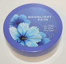NEW BATH & BODY WORKS MOONLIGHT PATH ULTRA SHEA BODY BUTTER LOTION CREAM 7 OZ
