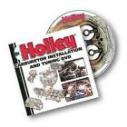 HOLLEY CARBURETTOR CARB INSTALLATION AND TUNING DVD 36-378