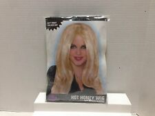 HOT HONEY WIG SUN KISSED BLONDE ADULT SIZE LONG HAIR FOR COSPLAY