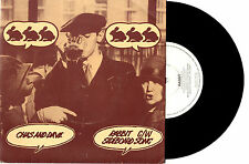 "CHAS & DAVE - RABBIT / THE SIDE BOARD SONG - 7"" 45 VINYL RECORD PIC SLV 1980"