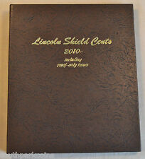 *Dansco Album #8104 - Lincoln Shield Cents 2010-2021-S, (25% Off Retail Cost)*