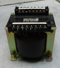 Gomi Electric Transformer, # MTR-123, 1.0 KVA, 220 to 100-55-24V, Used, WARRANTY