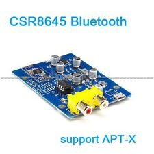 CSR8645 module Bluetooth 4.0 audio receiver board USB support APT-X transmission