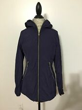 Women's DUVETICA Trigedue Full Zip Down Jacket, Size 48, X-Large, Black Currant